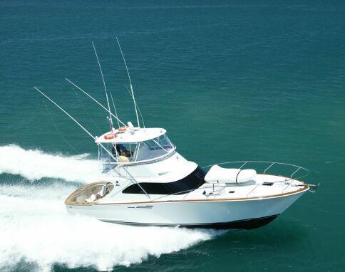 2005 Assegai 44 Sportfisher