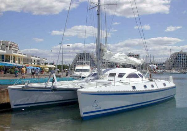2005 Outremer 45