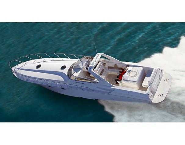 2005 Fountain 48 Express Cruiser