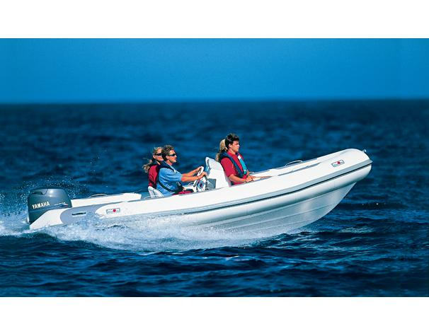 2005 Avon Adventure 450