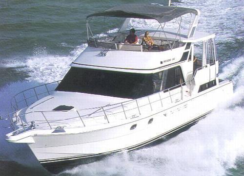 2005 President 545 Cockpit