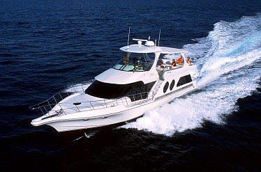 2005 Bluewater 6000