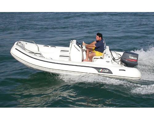 2005 AB Inflatables Nautilus 15 DLX