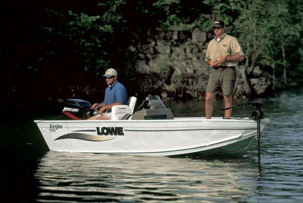 2005 Lowe Angler AN150S