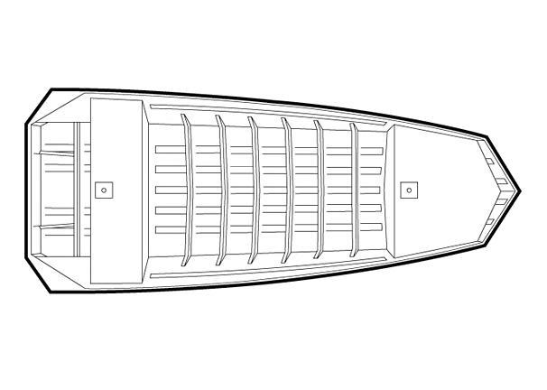 2005 Polar Kraft Outfitter MV 1571 L