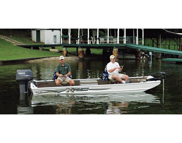 2005 Xpress Panfish 1546SP