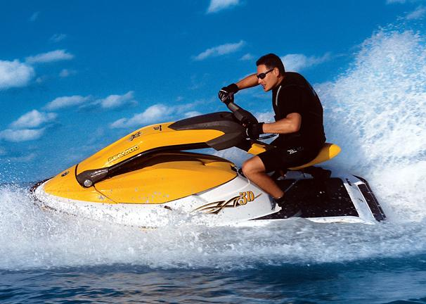 2005 Sea-Doo 3D Base