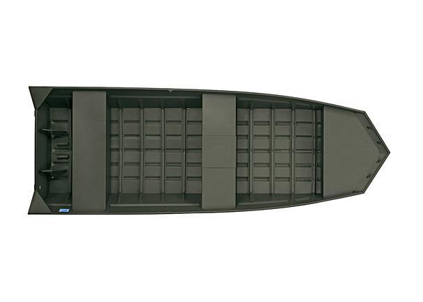 2005 Polar Kraft Dakota MV 1668 LWL