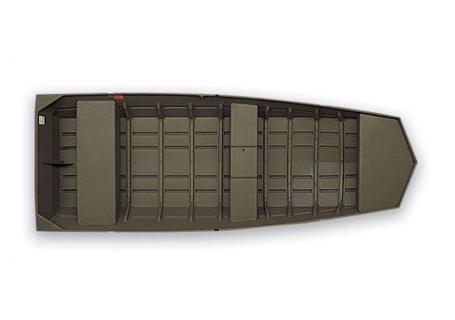 2005 Crestliner CR 1648