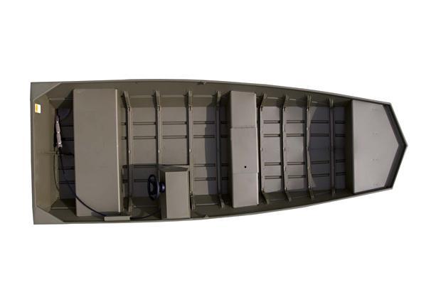 2005 Crestliner CR 1648MTS