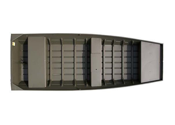 2005 Crestliner CR 1648TS