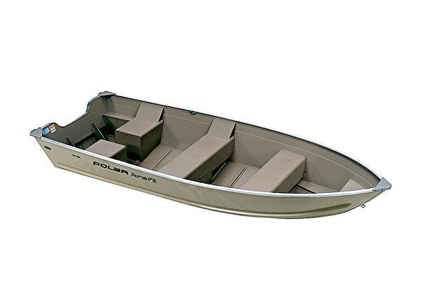 2005 Polar Kraft Dakota V 1670 L