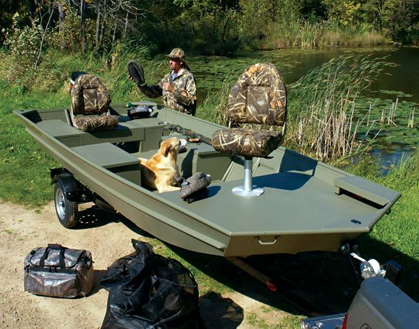 2005 MirroCraft 648 Predator MVDLX