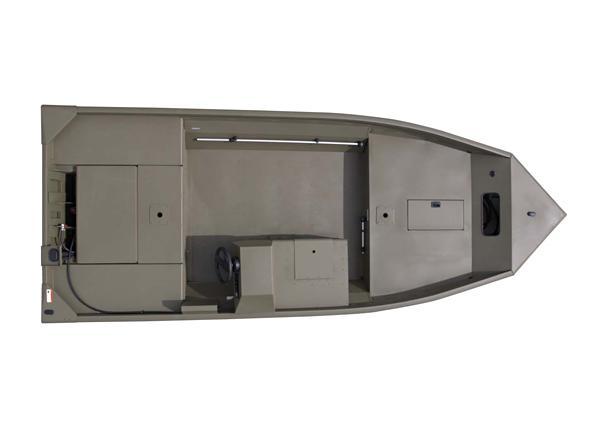 2005 Crestliner C 1652VDS
