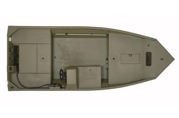 2005 Lowe Roughneck R1652VPT
