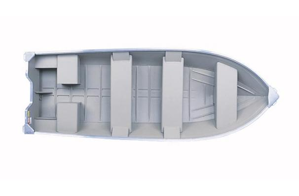 2005 Lowe Sea Nymph V 1667