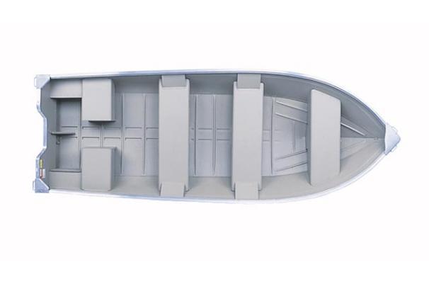 2005 Lowe Sea Nymph V 1667T
