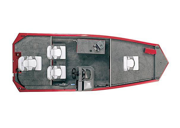 2005 Polar Kraft Bass America MV160 BF