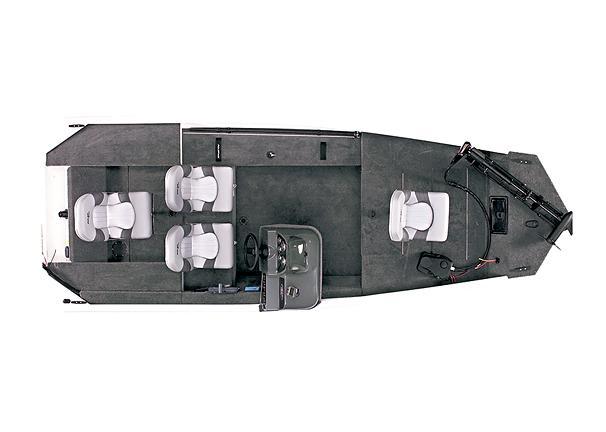 2005 Polar Kraft Bass America MV160 FF