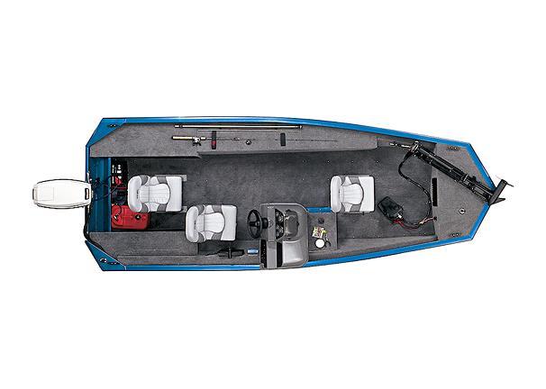 2005 Polar Kraft Bass America MV160 SC