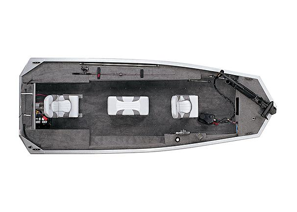2005 Polar Kraft Bass America MV160 SS