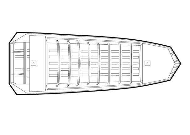 2005 Polar Kraft Outfitter MV 1675