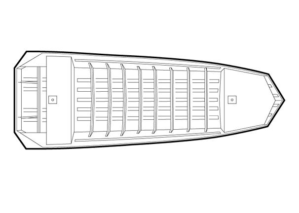 2005 Polar Kraft Outfitter MV 1675 L