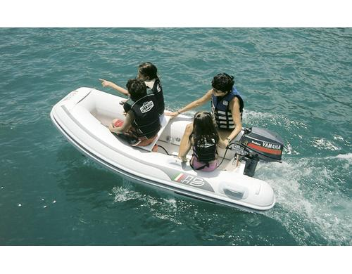 2005 AB Inflatables Lammina 9.5 AL