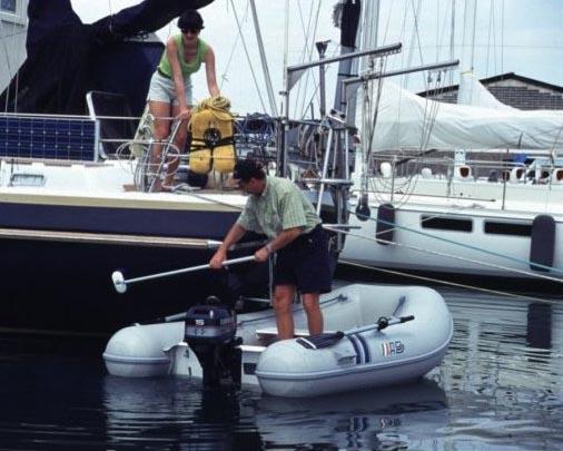 2005 AB Inflatables Navigo 9 VS