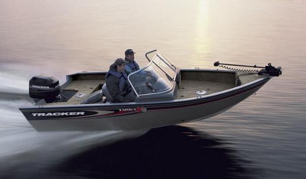 2005 Tracker Targa 16 WT