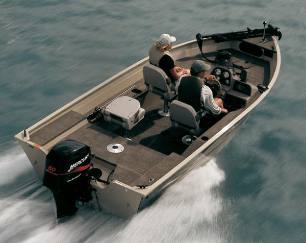 2005 Polar Kraft Kodiak V165 SC