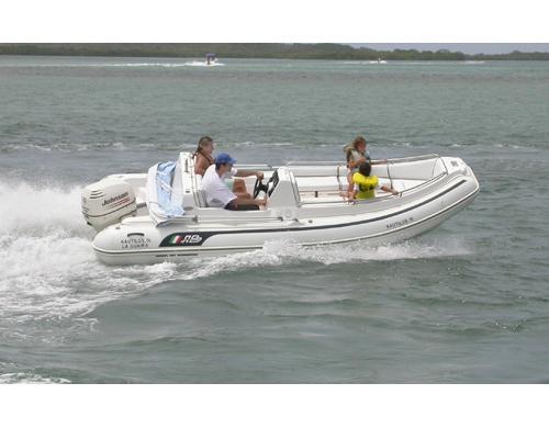 2005 AB Inflatables Nautilus 16 DLX