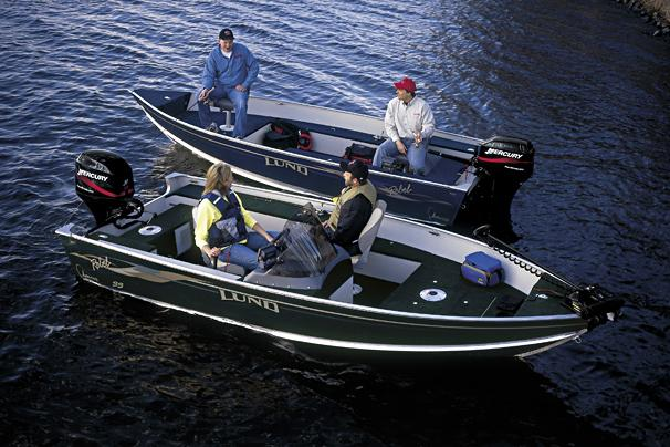 2005 Lund 1650 Rebel SS