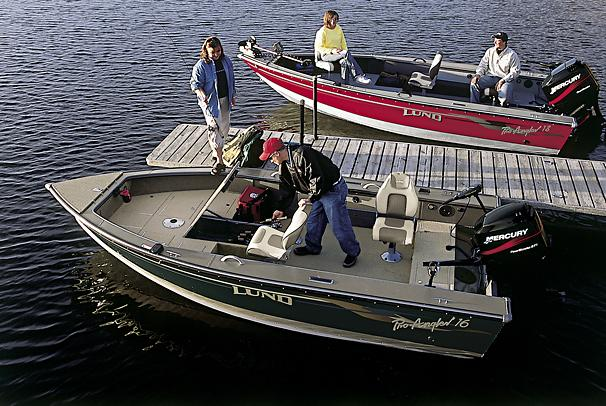 2005 Lund Pro Angler 16