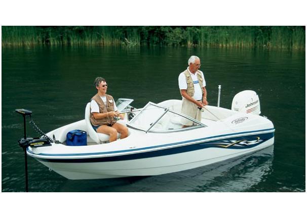 2005 Infinity V-170 OB Fish & Ski