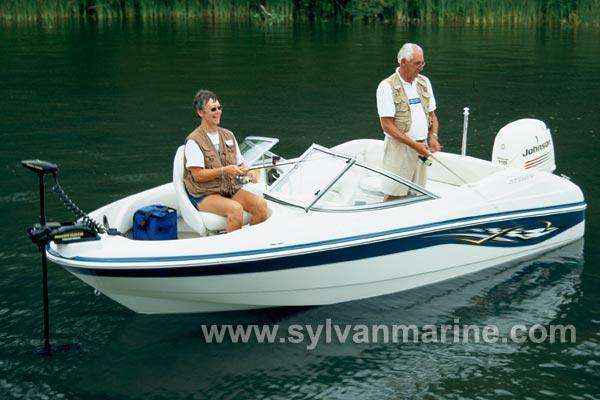 2005 Sylvan V170 OB Fish-N-Ski