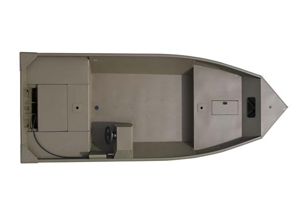2005 Crestliner C 1756VS
