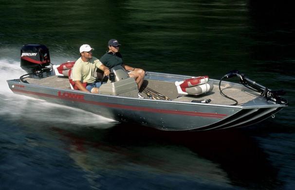 2005 Lowe Fishfinder 170SE