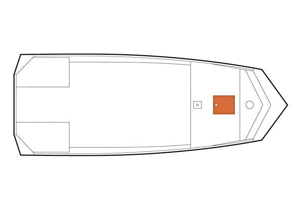 2005 Polar Kraft Outfitter MV 1780