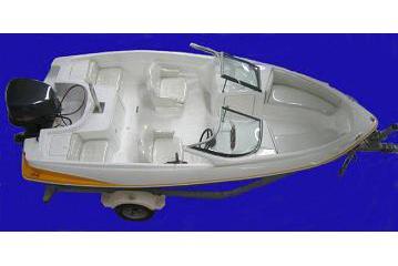 2006 Allmand 17 SS Bowrider