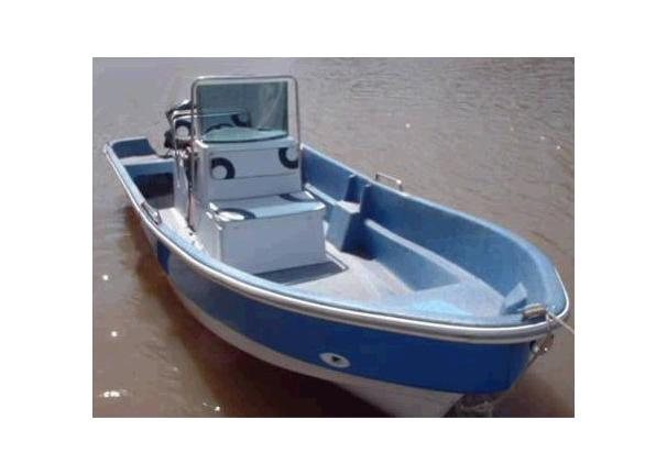 2005 Allmand 170 Bahama Fisherman