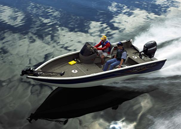 2005 Crestliner Fish Hawk 1750 SC