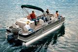 2005 Sylvan 8520 Castaway