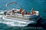 2005 Sylvan 8520 Mirage Signature