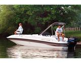 2005 Ebbtide 2100 Fun Cruiser OB
