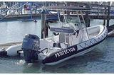 2005 Protector 22 Center Console