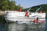 2005 Sun Tracker Party Barge 25 I/O