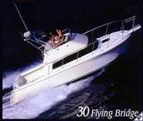 2005 Skipjack 30 Flying Bridge