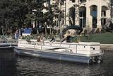 2005 Sun Tracker Party Barge 27 I/O